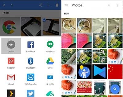 GooglePhotos App